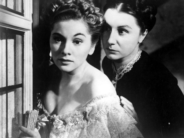Mrs Danvers and nameless 2nd Mrs de Winter
