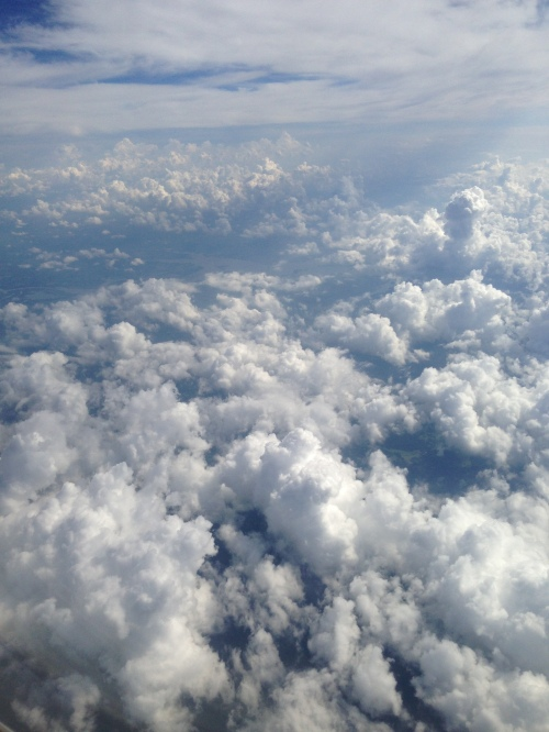 From Above the Clouds