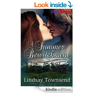 A Summer Bewitchment [The Knight and the Witch 2] Amazon image