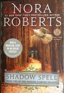 Shadow Spell Front Cover