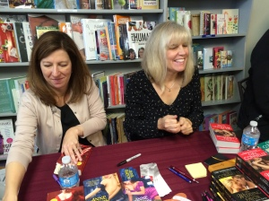 Anne Barton on the left - I'll be getting her book soon