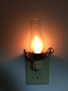 https://www.facebook.com/pages/Olde-Homestead/234966193272631 purchases night light with real glass