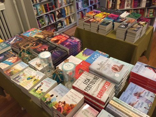 Book Store, Maryland, Boonsboro, Nora Roberts