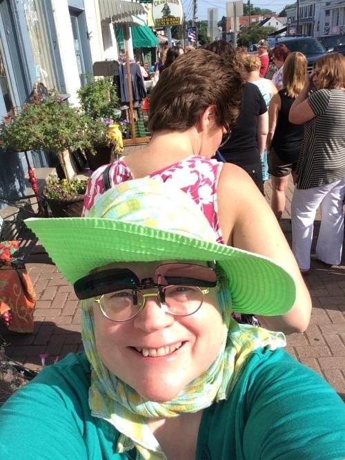 Book Signing, Boonsboro, Maryland, Nora Roberts
